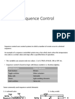 Sequence Control