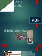 bajo electrico