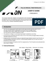 FX0N 3A User Guide