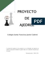 Proyecto de Ajedrez
