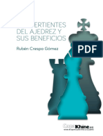 Las vertientes deL ajedrez y sus beneficios