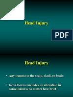 Head Injury.ppt