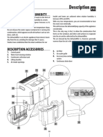 En-Delonghi Tasciugo DDS 20 Instruction Manual