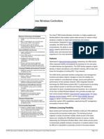 Data Sheet Controller