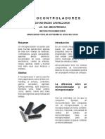 1. Microcontrolador Paper