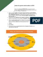 Cómo Identificamos Las Partes Interesadas en ISO 9001