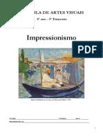 Impressionismo_apostila_8ano