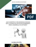 Contextualización_calidad en El Desarrollo de Software