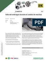 Fallo Del Embrague Durante El Cambio de Marchas.pdf