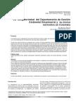 Obligatoriedad de Los DGA en Cbia
