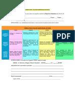 Rúbrica Para Evaluar Las Competencias Lectoras