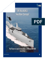 Axe Bow Concept - Gelling 2005