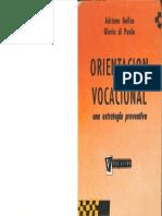 $75.00 C.A Orentacion vocacional