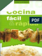 Cocina Facil Y Rapida, Cocina Ilustrada