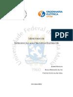 Minicurso - Circuitos Elétricos