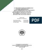 LAPORAN PRAKTIKUM BIOLOGI PERIKANAN 5_Kelompok 15_Perikanan A_2(pertumbuhan) - Copy - Copy.docx