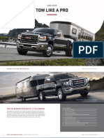 2018 Gmc Trailering and Towing Guide