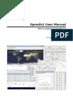 Gpredict User Manual