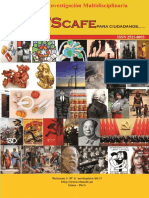 Revista CTSCAFE I  Volumen I, N°3, noviembre 2017
