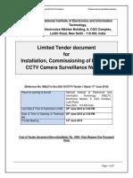 150612 CCTV Installation