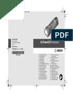Linterna Gli Power Led Bosch 9e0