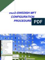 Configuration Indoswedish MFT
