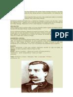 Biografía de Carlos Augusto Salaverry