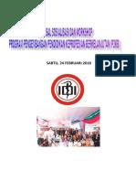 Proposal Sosialisasi Dan Workshop p2kb