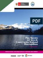 Plan Maestro Huaytapallana (1) Version Digital