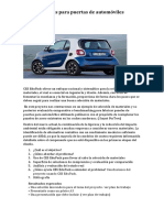 Smart ForTwo- Proyecto 2018.Docx
