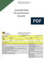 PCA DE E. FISICA
