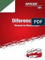 Diferenciais Dana 60HD - Manutenção
