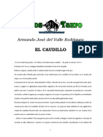 Valle Rodriguez, Armando Jose Del - El caudillo.doc