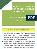Adolentude_Dramas, conflitos e convivência da Adolescência e Juventude