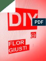 DIY (2018) Flor Giusti