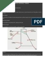 Dam Profile Describing General Terms