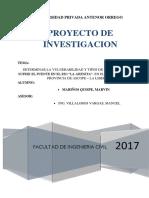 Proyecto 2017 i