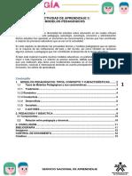 Material de Formación Modelos Pedagogicos SENA