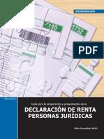 Guia Dr Personas Juridicas 2013