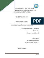 Guía Didáctica Adm. Por Procesos CA 2