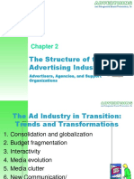 Structure of the Advertising