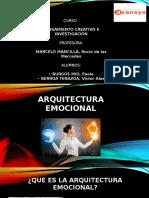 Arquitectura emocional