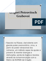 Grigori Petrovitsch Grabovoi