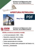 Apertura Petrolera