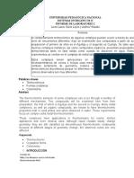 Informe 2 Inorganica Ll Final