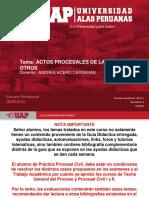 PDF Actos Procesales de Las Partes y Otros