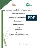 Investigacion Introducción al método de la tasa interna de retorno para un proyecto único