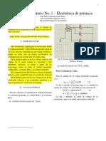 Informe laboratorio N1