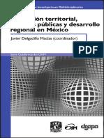 Planeación Territorial, Políticas Públicas (1)