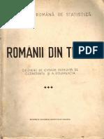 Românii Din Timoc decembrie 1943